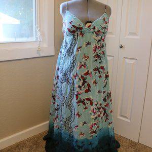 Derek Heart Tie Dye Dress